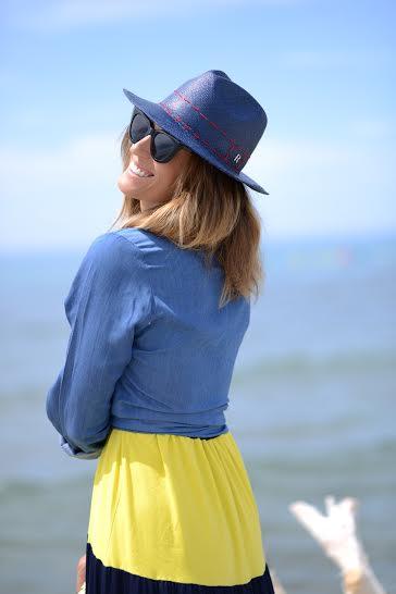 Vestidos largos de algodón para el verano - Isabelas Bcn