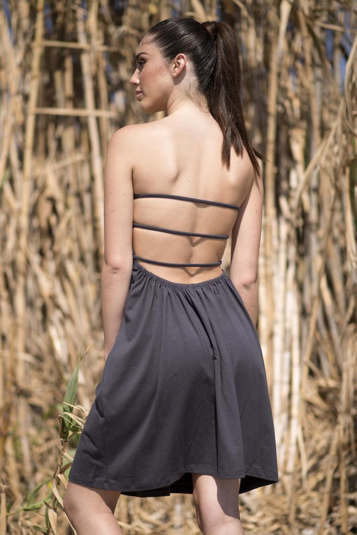 vestidos escotados de espalda