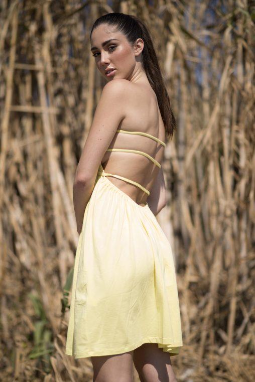 Vestidos de verano amarillos